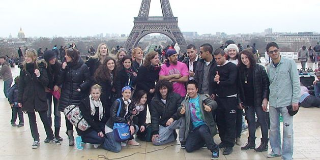 Further Education - Paris - 2011