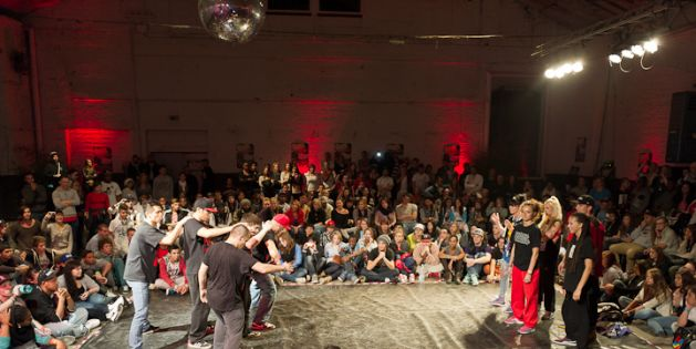 Management of Battle - FUNKIN STYLEZ STUTTGART 2011
